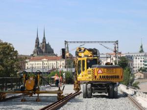 Centrální komise ministerstva dopravy rozhodla: brněnské nádraží má být u řeky