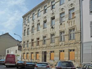 Bytový dům na ulici Vlhká čeká rekonstrukce Vzniknou v něm startovací a sociální byty