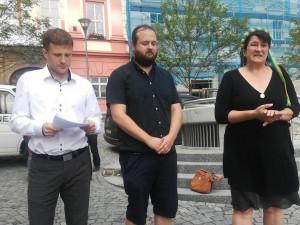 Žít Brno chce pozvat do města několik desítek migrantů zachráněných ve Středozemním moři