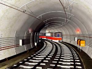 Zelení v Brně navrhují místo železnice stavbu podzemní šaliny