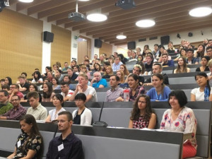 Japonsko, Rumunsko nebo Sýrie. Na Masaryčce se v létě učí češtinu lidé z celého světa