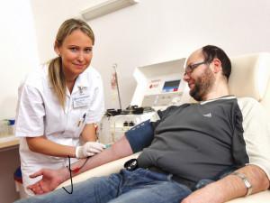 Prosba o pomoc! Fakultní nemocnice v Brně má nedostatek krve