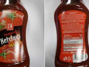 Kaufland prodával ošizený kečup z Polska