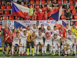 Neskutečný úspěch! Češi jsou mistry Evropy v malém fotbale