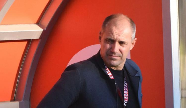 U fotbalistů Zbrojovky skončil trenér Pivarník. Tým převzal dosavadní kouč mládeže Šustr