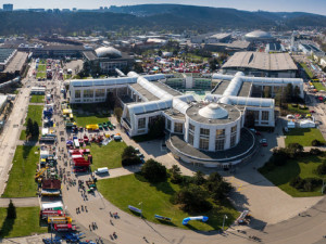 Brno půjčí Veletrhům 350 milionů na nový pavilon