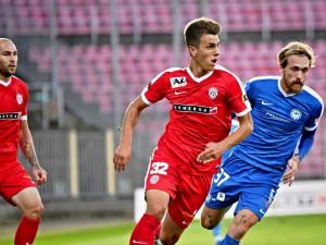 Zbrojovka doma potrápila Liberec, v poháru přesto končí