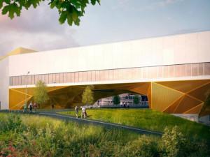 Masarykova univerzita začala se stavbou cvičné nemocnice za miliardu