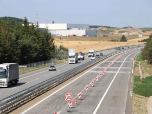 Dálnice D2 bude příští rok kompletně opravená. Stane se první zcela dokončenou dálnicí v Česku
