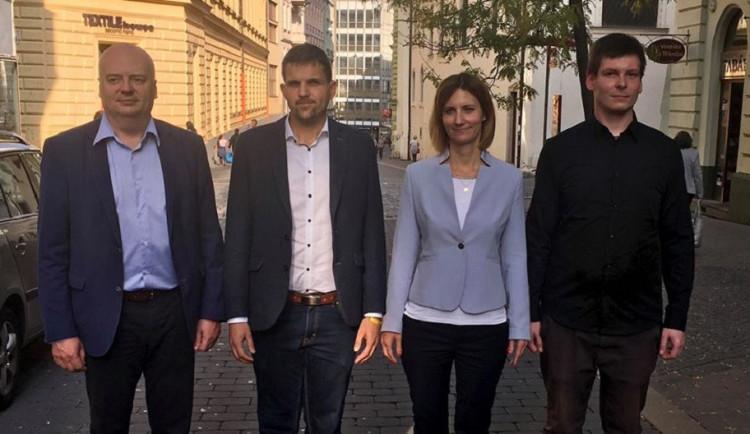 V Brně se rýsuje společný program vznikající koalice. Piráti odmítli nabídku spolupráce s ANO