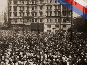 Sté výročí se v Brně bude slavit filmem, divadlem, jídlem nebo největší mapou v zemi