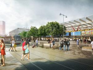 Brňané rozhodli o názvu nového nádraží, zvítězil Brno - Šalingrad