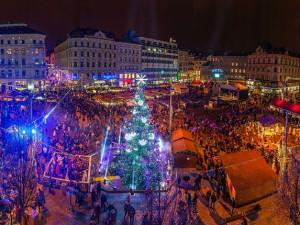 Vánoční trhy si letos v Brně užijeme i mezi svátky. Nabídnou i mnoho novinek