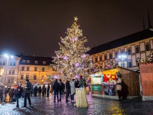 Program Vánoc na brněnských trzích: Děti se dnes vyřádí na kreativních dílničkách
