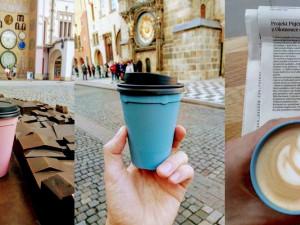 Nevyhazuj, otoč kelímek. Brněnské kavárny začínají nabízet kafe do vratných kelímků