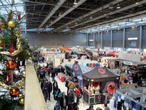 V pátek začnou na výstavišti vánoční veletrhy. Nabídnou řemeslný jarmark i kulinářské speciality