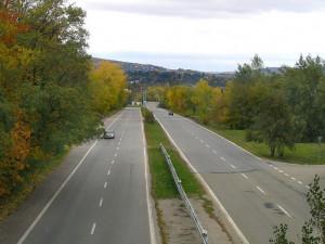 Dálnice D43 má vést přes Brno, říká krajská studie. V Bystrci by navazovala na Hitlerův ambiciózní projekt