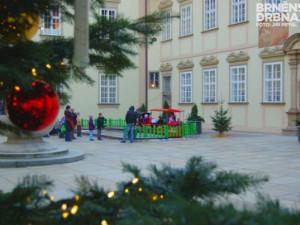 Brněnská radnice se v pátek otevře veřejnosti. Vánoce zahájí potravinovou sbírkou