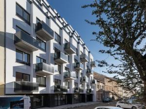 Bytový dům z Brna bojuje o prestižní evropskou architektonickou cenu