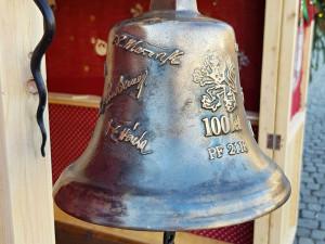 Dražba unikátního zvonu vynesla brněnskému hospicu přes 50 tisíc korun