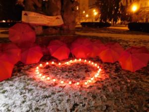 V Brně se konala pieta za oběti násilí v sexbyznysu