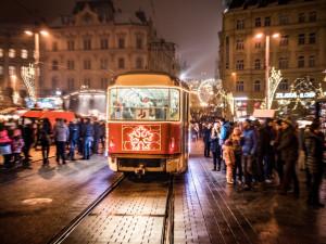 FOTOGALERIE: Brněnské Vánoce jsou definitivně za námi. Ohlédněme se za atmosférou vánočního Brna