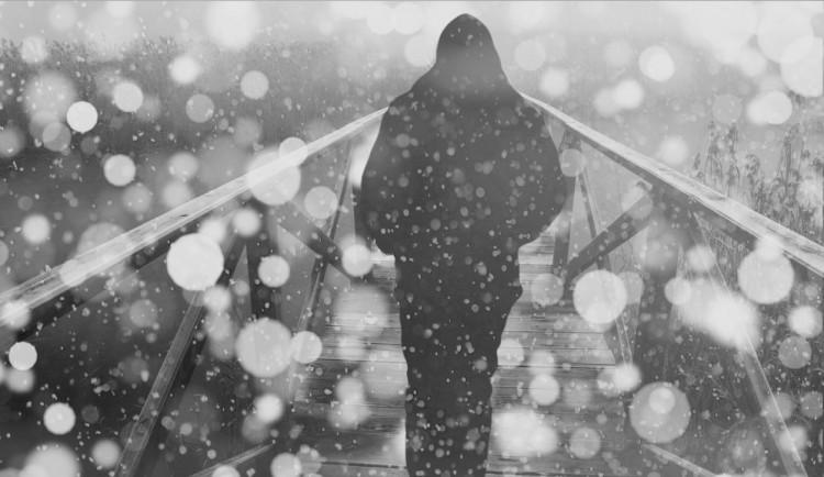 POČASÍ NA SOBOTU: Sníh se změní na déšť se sněhem