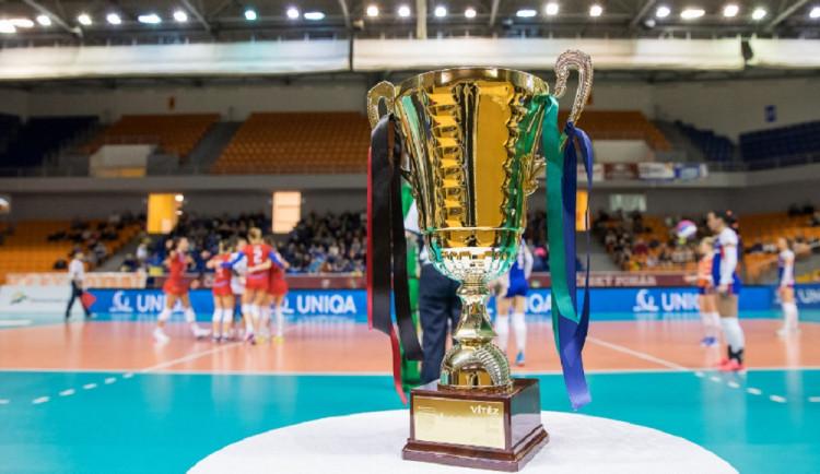 VIDEO: 'My jsme ready!' vzkazují volejbalistky před prestižním turnajem v Brně
