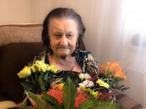 Nejstarší ženou v Česku je Brňanka. Marie Schwarzová oslavila 109 let, cítí se na padesát