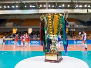 Brno se o víkendu může těšit na špičkový volejbal. Na Vodově se čtyři týmy utkají o Český pohár žen