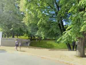 VIZUALIZACE: Husovický park Marie Restituty projde zásadní revitalizací