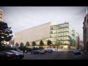 Brno udělalo důležitý krok ke stavbě koncertního sálu, dohodlo se s ateliérem na stažení žaloby