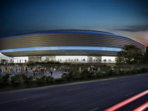Nová hokejová hala Komety nebude stát na místě velodromu, ale u pavilonu Z