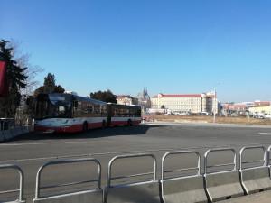Dolní nádraží se otevře autům, vznikne zde parkoviště K+R