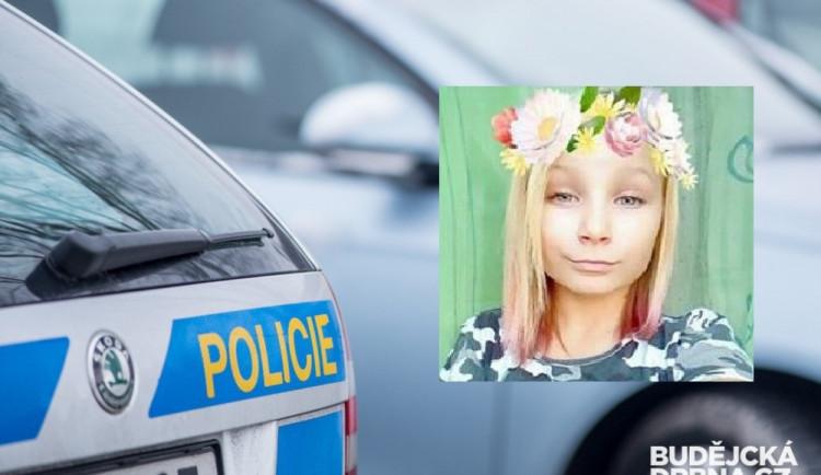 PÁTRÁNÍ: Policisté hledají dvanáctiletou dívenku. Odešla z domu a už se nevrátila
