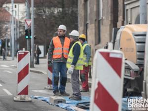 Řidiče čeká letos v Brně rok dopravního pekla. Město ucpou další masivní uzavírky