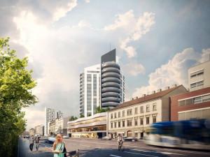 Brno chce jednat s investorem o stavbě výškové budovy