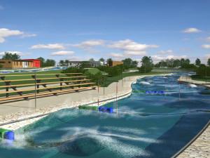 Brno plánuje postavit u Svratky vodácký kanál za 350 milionů korun