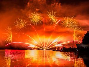 Ignis Brunensis nabídne letos dva ohňostroje nad Špilasem a čtyři nad Prýglem. Soutěžit budou Norové nebo Filipínci