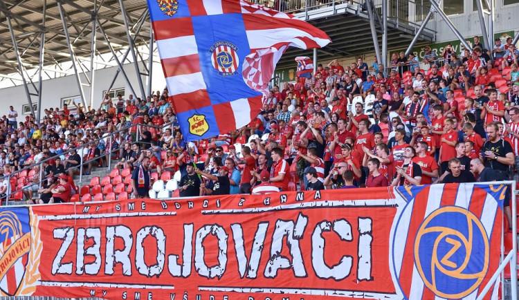 SOUTĚŽ: Zbrojovka doma vyzve Prostějov. Pojďte podpořit borce na Srbskou!