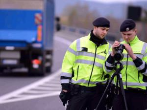Řidiči pozor! Policisté budou dnes po celé jižní Moravě měřit rychlost, kde je můžeme čekat?