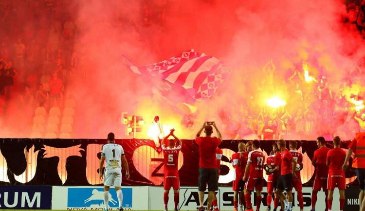 SOUTĚŽ: Dva domácí zápasy, dvě výhry. Připíše si Zbrojovka další body? Podpořte borce na Srbské