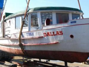 Historická loď Dallas získá nové jméno. Nejspíš o něm rozhodnou lidé v anketě