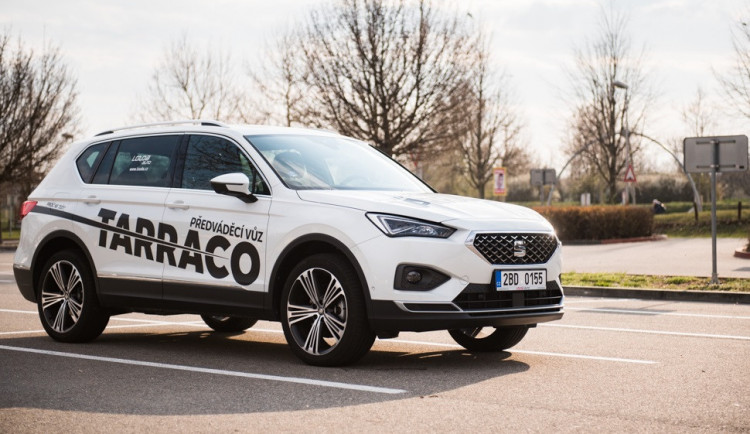 SEAT TARRACO: Spojení německé preciznosti a španělské krásy dovršuje trilogii SUV od SEAT