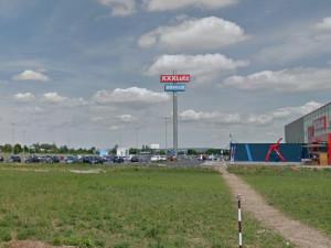 Nákupní centra všude, kam oko dohlédne. V Modřicích vyrostou nové velkoobchody po obou stranách dálnice