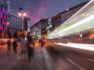 Brno by mělo podle plánu do roku 2050 téměř zdvojnásobit počet obyvatel města