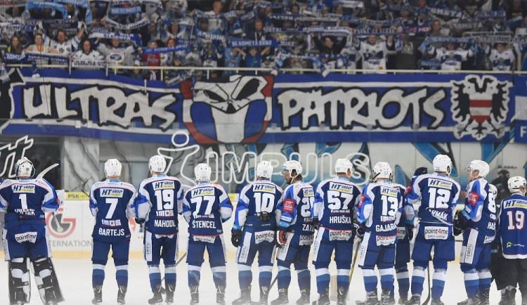Takové diváky jako v Brně jsem nezažil ani v NHL, prohlásil o Kometě Zbyněk Michálek