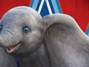 RECENZE: Roztomilý sloník Dumbo si letí pro vaši pozornost