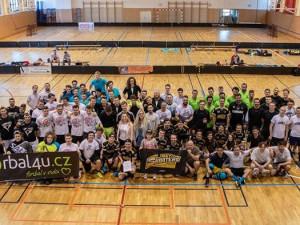 Sportovní odpoledne v Brně vyneslo desítky tisíc korun na pomoc malé bojovnici