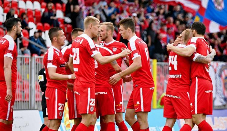 Moravské derby pro Zbrojovku! Flinta doma porazila Znojmo 2:0